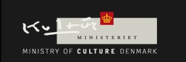 Ministry of Culture Denmark logo